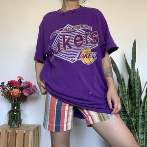 Vintage Los Angeles Lakers T-shirt